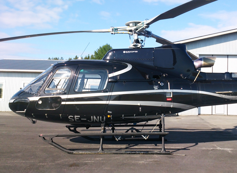 Eurocopter AS350 Écureuil