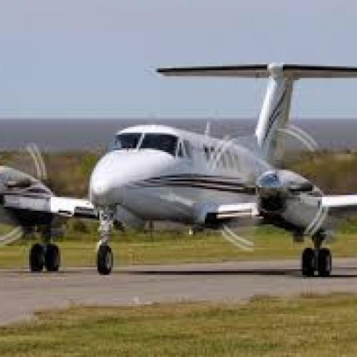 ferry flights B200 Beechcraft B200 King Air