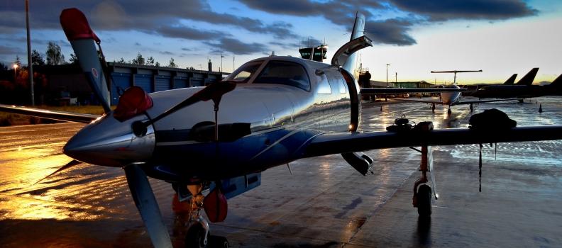 Piper Meridian PA-46