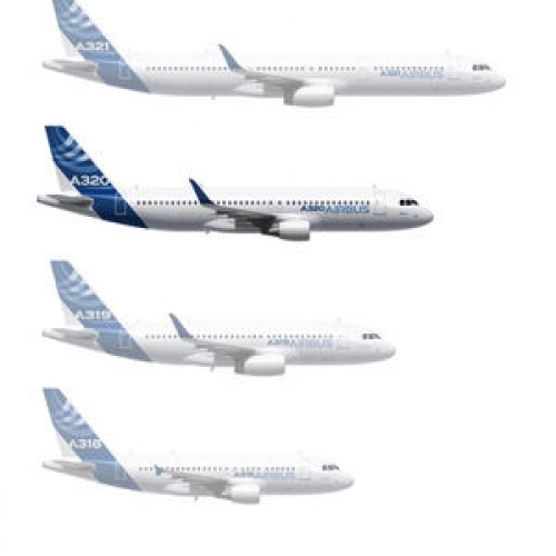Ferry flights Airbus A320